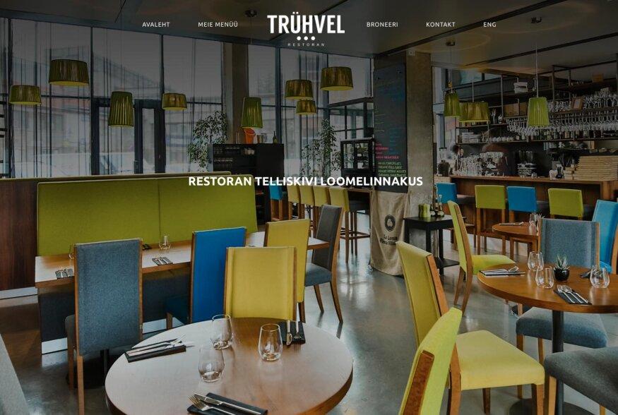 PARIM LÕUNASÖÖK TALLINNAS: Maitsed.ee lugejad valisid pealinna parimaks lõunasöögikohaks restorani Trühvel