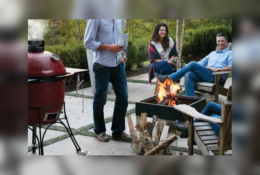 Loe, kuidas Kamado Joe keraamiline grill teeb sind kokakunsti meistriks