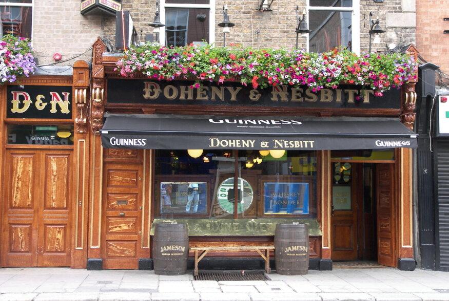Soovid avada Iiri pubi? Nüüd saad tellida terve kõrtsi postiga