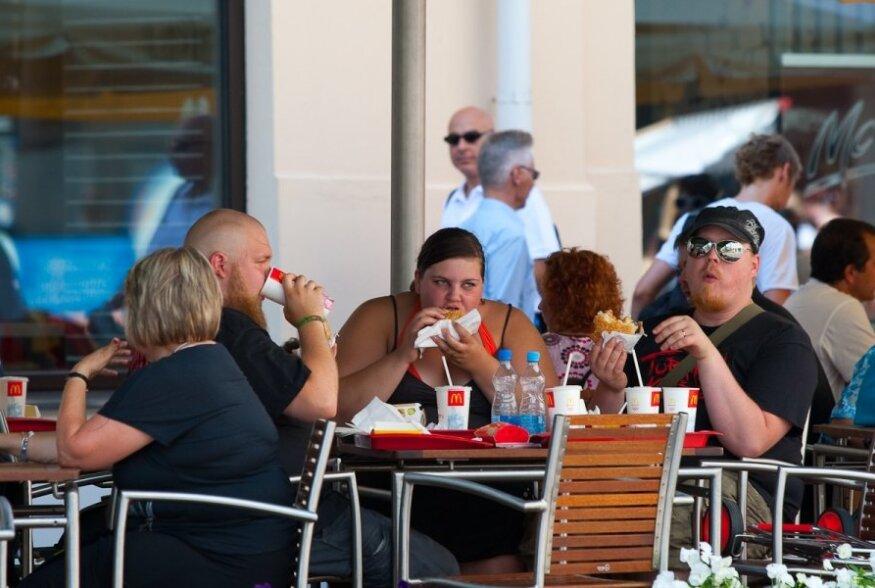 Ameeriklased ei taha enam McDonald'si burgereid süüa.