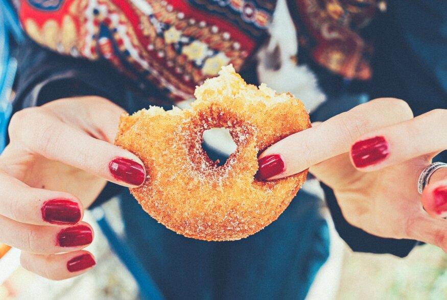 2018. aasta dieedimantra: progress, mitte perfektsionism