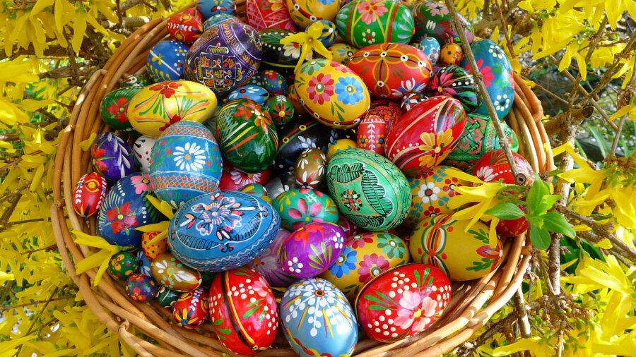 Как яйца стали символом Пасхи
