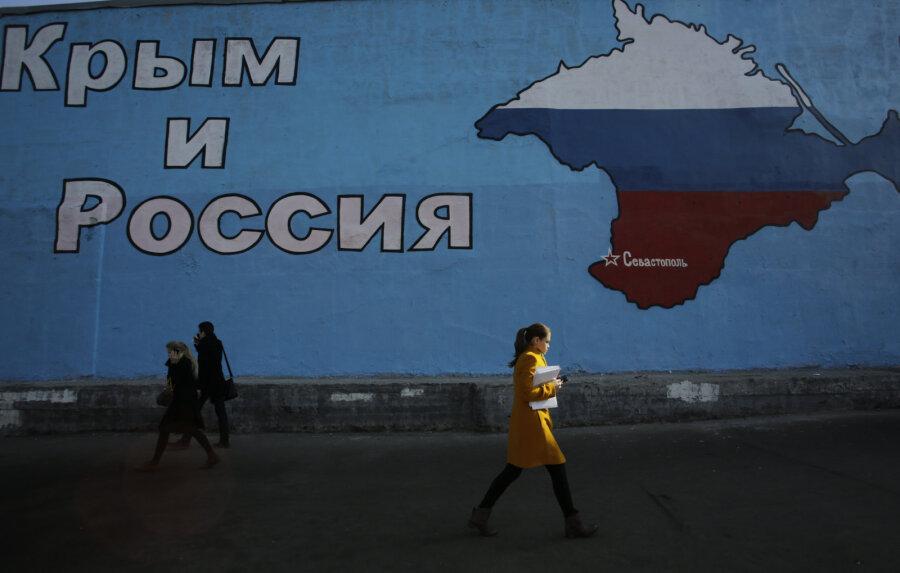 В столице России наВасильевском спуске собрались 100 000 человек