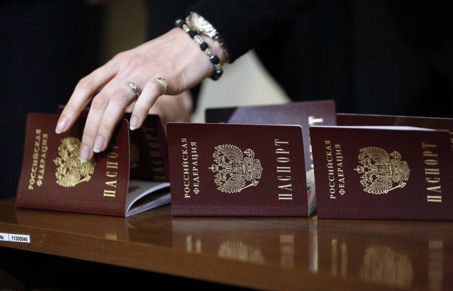 Государственная дума продлила до 2020-ого года срок получения бывшими гражданами СССР русских паспортов
