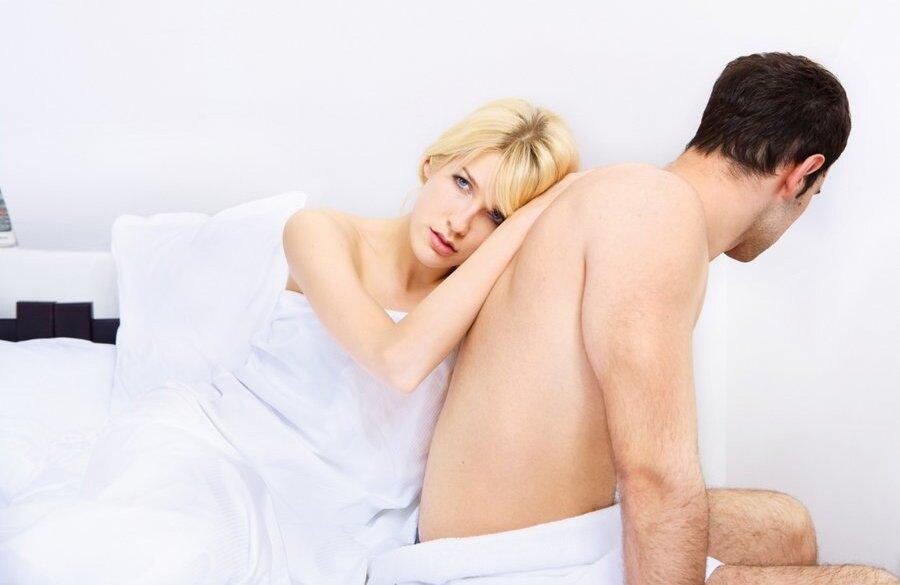 сексуальная неудовлетворенность и головокружения анонимно 3