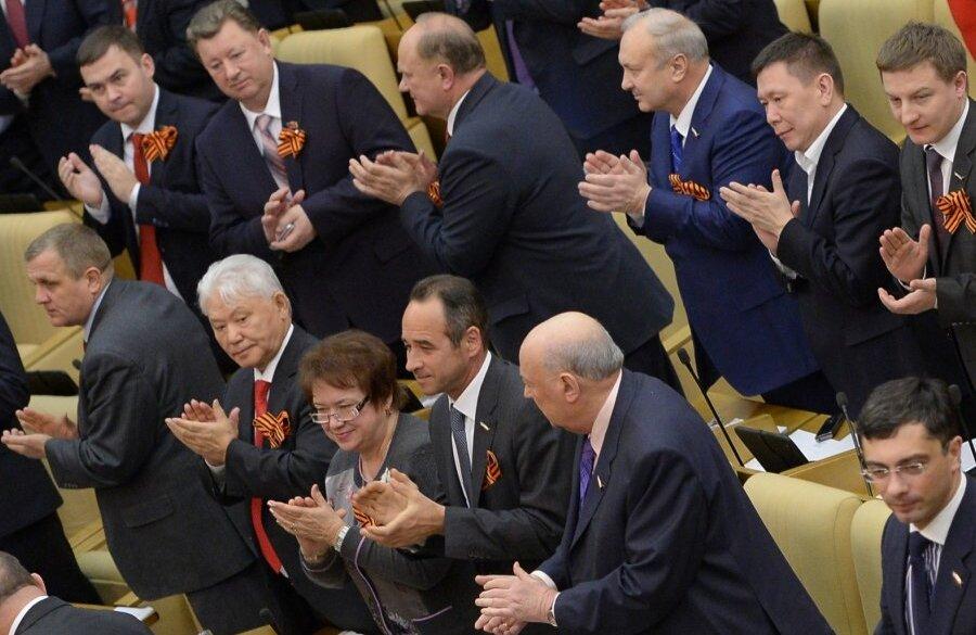 В Госдуме РФ не признают украинские выборы демократичными, но готовы сотрудничать с новой Верховной Радой - Цензор.НЕТ 2177
