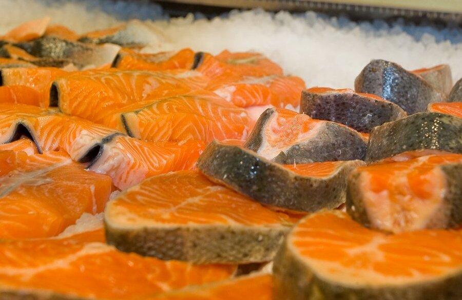 Экспорт норвежского лосося в Белоруссию вырос не в 3, а в 5 раз
