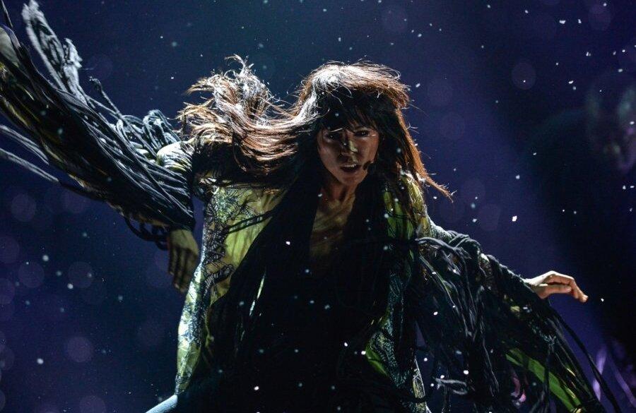 Швеция стала победителем Евровидения-2012! Бабушки - на втором месте!<br>Foto: Andres Putting