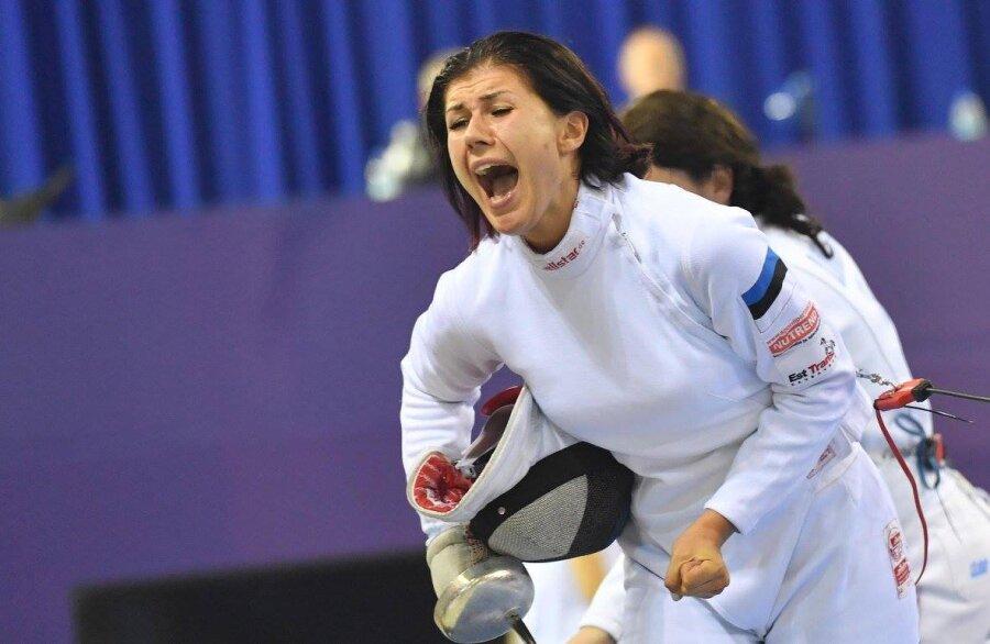 Сборная РФ  пофехтованию обыграла Украинское государство  вфинале чемпионата Европы