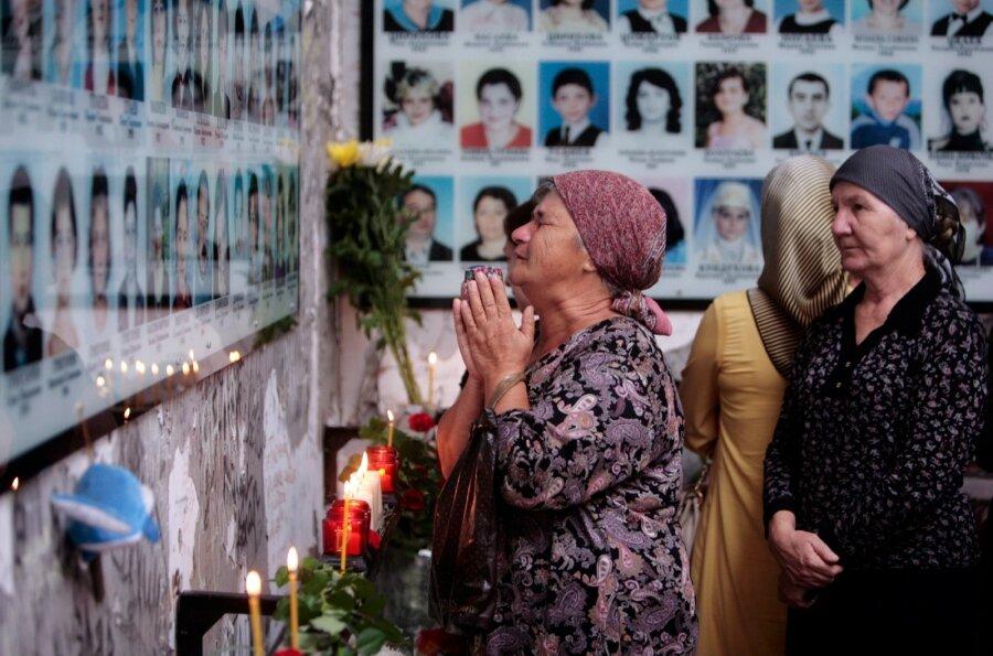 Теракт вБеслане: ЕСПЧ обязал РФ выплатить 3 млн. евро родственникам погибших