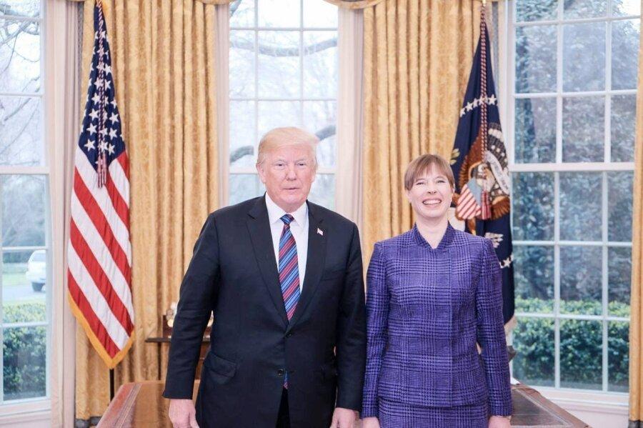 Военная помощь США странам Балтии