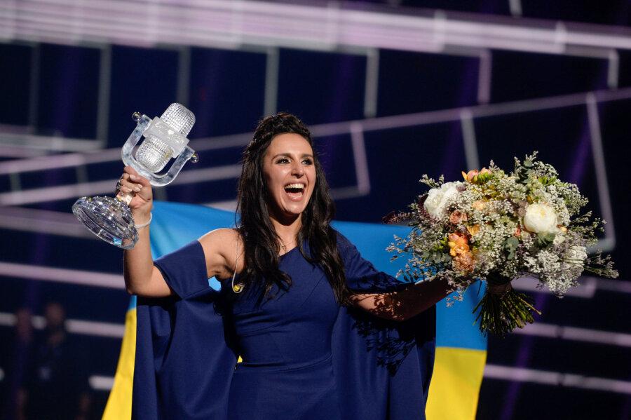 Украина планирует потратить на«Евровидение» 17,5 миллиона долларов