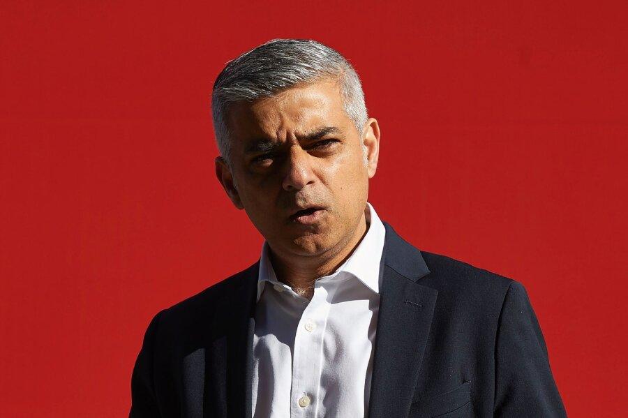 Мэром Лондона впервый раз вистории избран мусульманин
