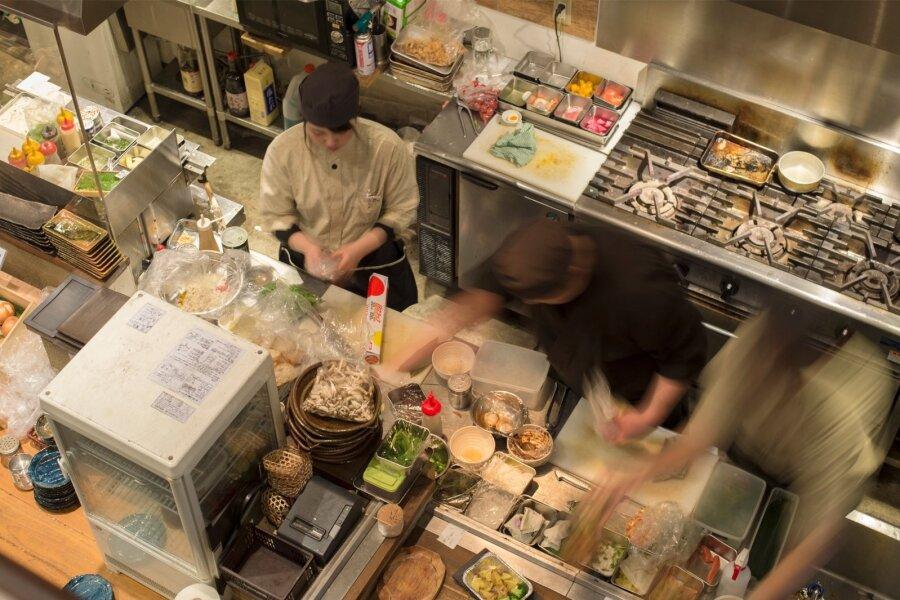 Toiduvalmistamise jälgimine on sama põnev ja mõistatuslik kui söömine isegi.