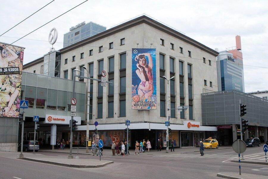 Tallinna Kaubamaja