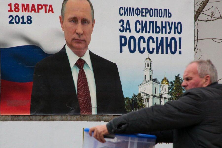 Президентские выборы в РФ были превосходно организованы — ОБСЕ