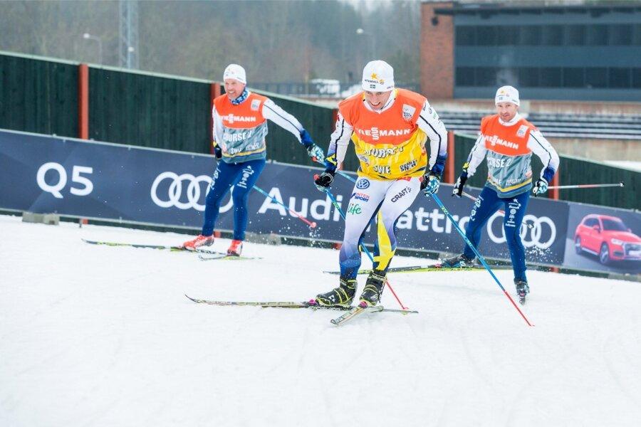 Лыжник Устюгов занял 3-е место вспринте наэтапеКМ вЭстонии