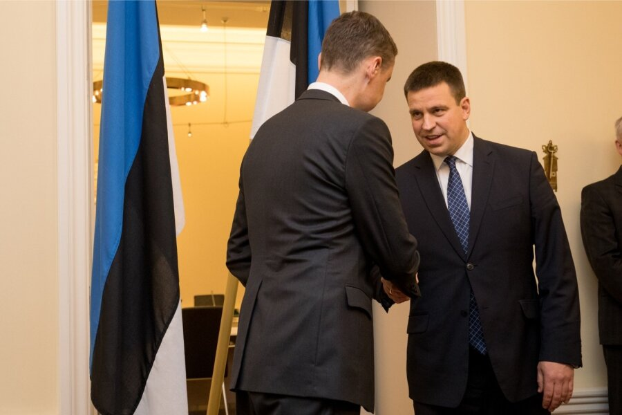 Эстонский премьер назвал Россию одной изглавных угроз безопасности его страны