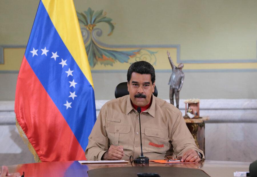 Верховный суд Венесуэлы: парламент неможет сдвинуть президента Мадуро