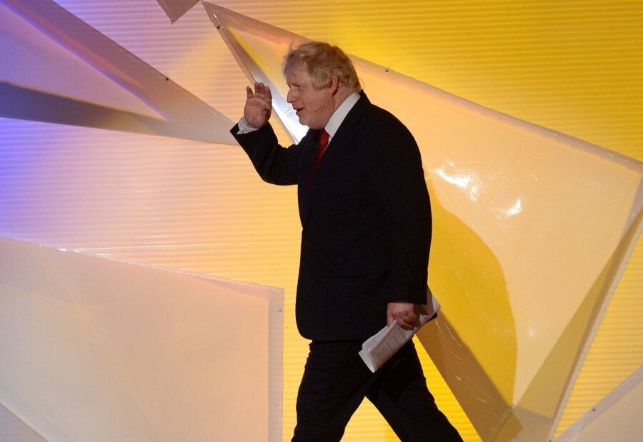Проходит 1-ый этап выборов нового премьера Англии