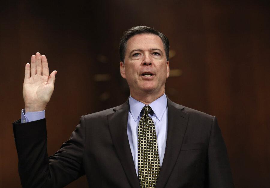Трамп обэкс-директоре ФБР: Коми потерял доверие