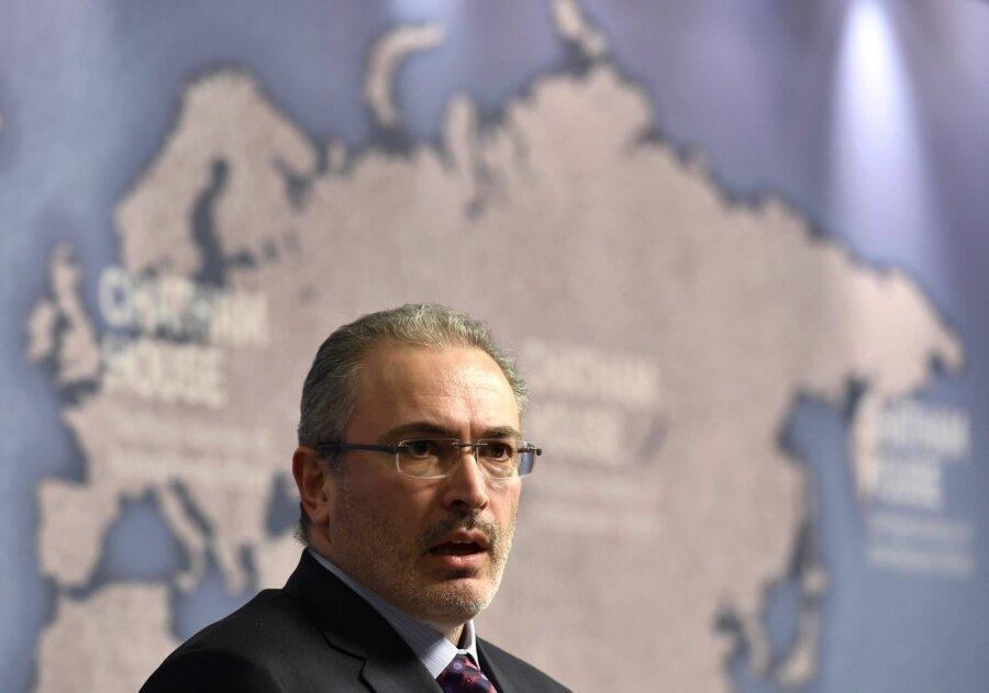 Ходорковский подготовит 400 претендентов квыборам в столицеРФ