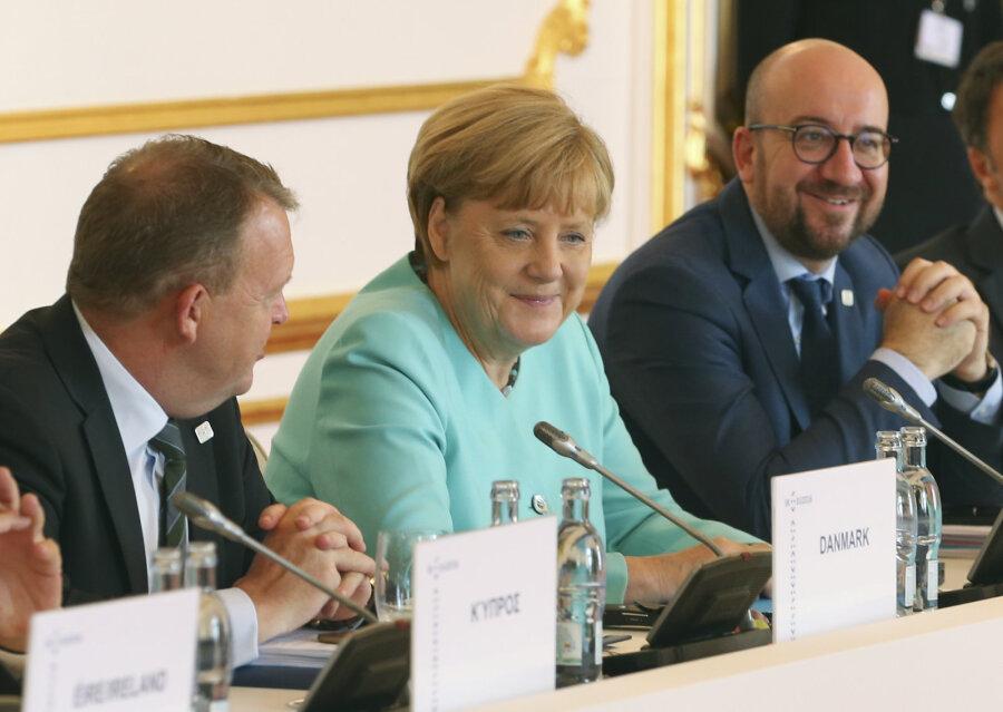 Первые переговоры поBrexit наметили наначало следующего года
