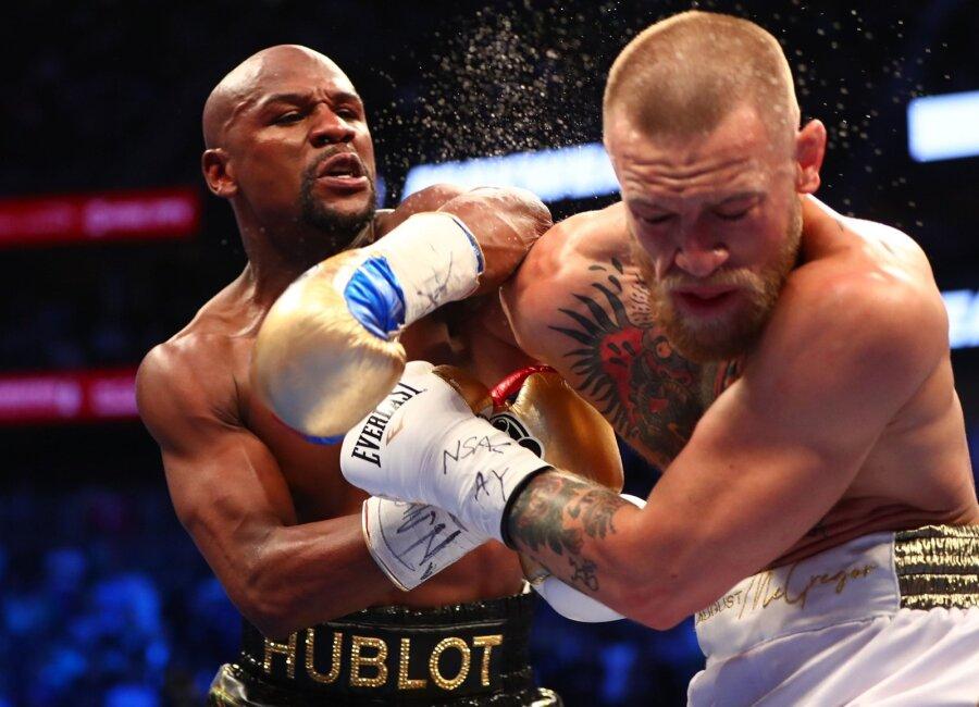 Конор Макгрегор: «Яснова выйду воктагон, только ежели стану совладельцем UFC»