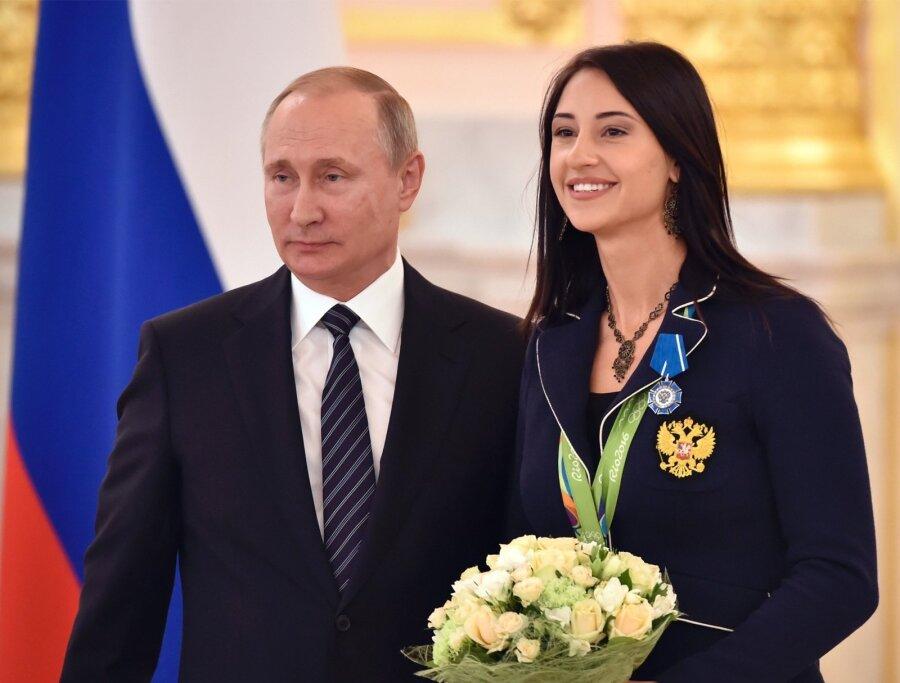 Лесун стал лауреатом государственной премии вобласти спорта в категории «Гордость России»