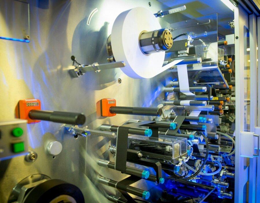 FOTOD: Skeleton Technologies tahab uue tootmisliini abil ...