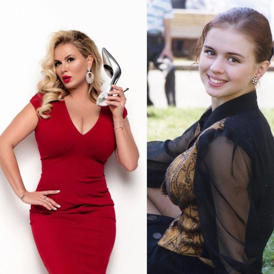 Анна Семенович показала, как выглядела в17 лет