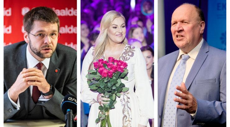Eesti Lauluga Riigikogu valimistele | Sinu lemmiklugu finaalist näitab, keda 3. märtsil valima pead!