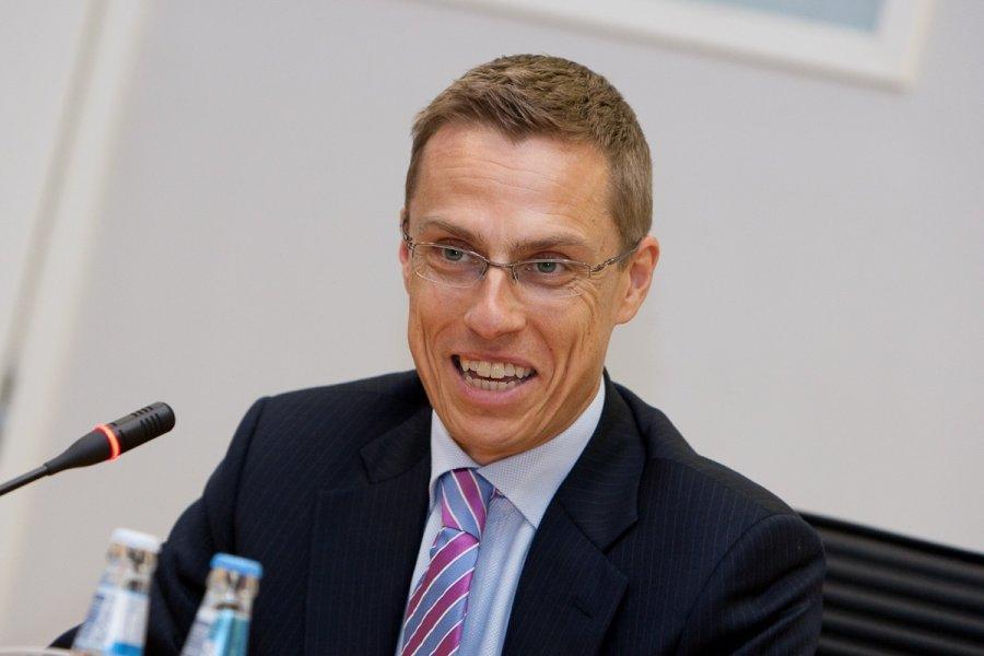 Eestisse tuleb visiidile Soome uus peaminister Alexander ...