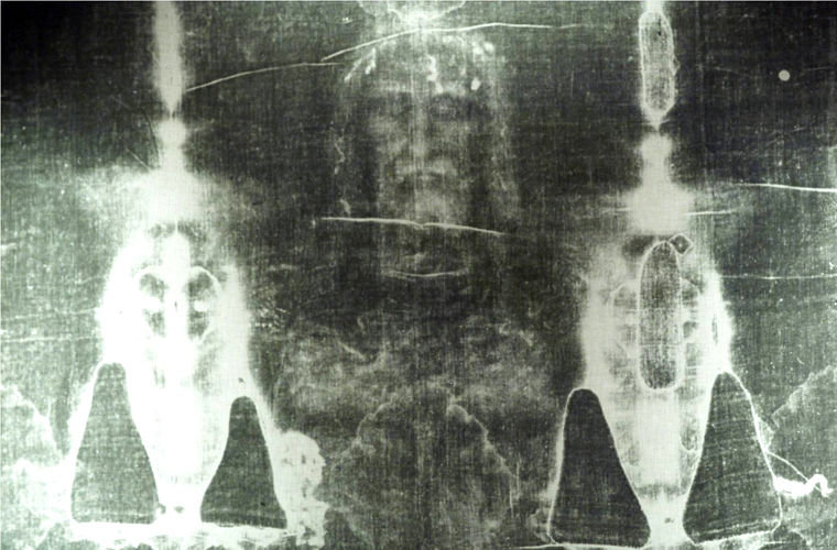 НаТуринской плащанице найдены следы пыток