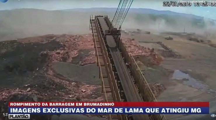 VIDEO   Hetk, mil tammivaringujärgne mudalaviin mattis Brasiilias enda alla sadu inimesi