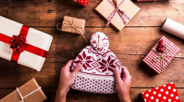 Чем заложить подарок