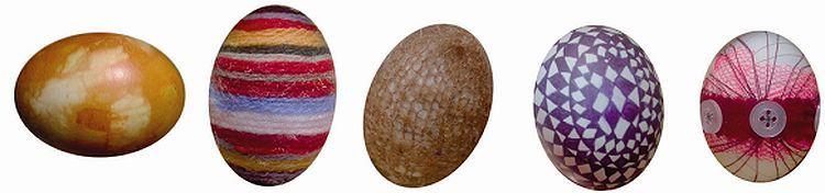Kaunistatud munad, lihavõttemunad