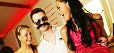 Saaremaa Moustache Disco Party vol2 (Tallinn)