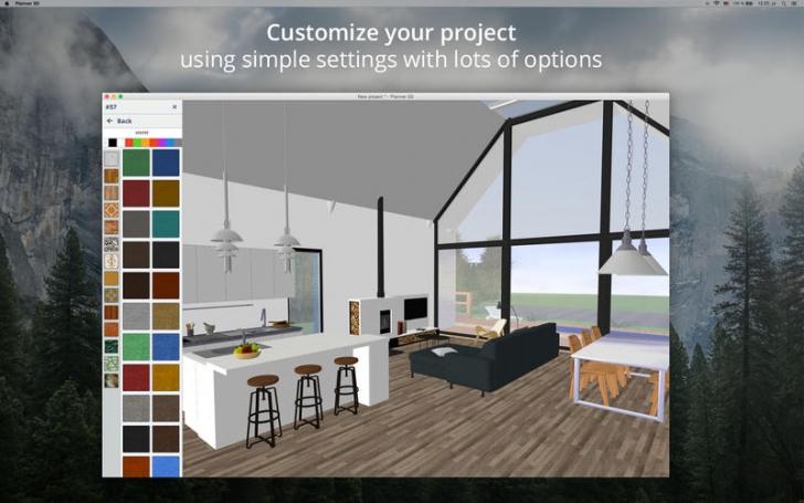 Seitse ruumiplaneerijat mis lihtsustavad kodu kujundamist for App progettare casa