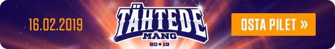 Tähtede mäng 2019