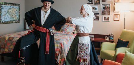 Eesti disaini ja lugude hotell Estoria