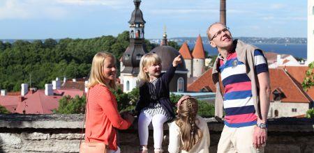 Tasuta Tallinn Cardid perele!