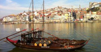 Jalgrattareis Portugalis. Porto, Portvein ja Douro jõe org