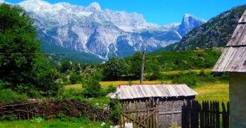 Via Dinarica matkareis – I osa Jalgsimatk Kosovos ja Albaanias