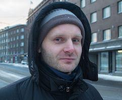 Карл: в Эстонии встречаются друзья из разных стран